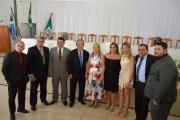 Prefeito eleito, vice e vereadores tomam posse com secretariado presente em BONITO